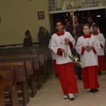 Missa em memória a São José de Anchieta e entronização da imagem