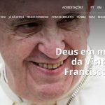 Site oficial da viagem do Papa a Fátima