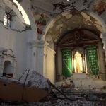 Papa envia ajuda ao México em virtude do terremoto que atingiu o país