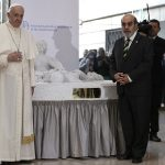 O presente do Papa à FAO