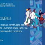 Estão abertas as inscrições para o simpósio de formação ecumênica 2021, que acontece dias 29 e 30 de janeiro